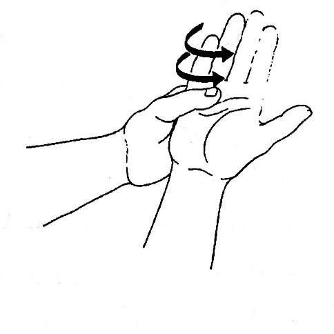 هیدروتراپی دست