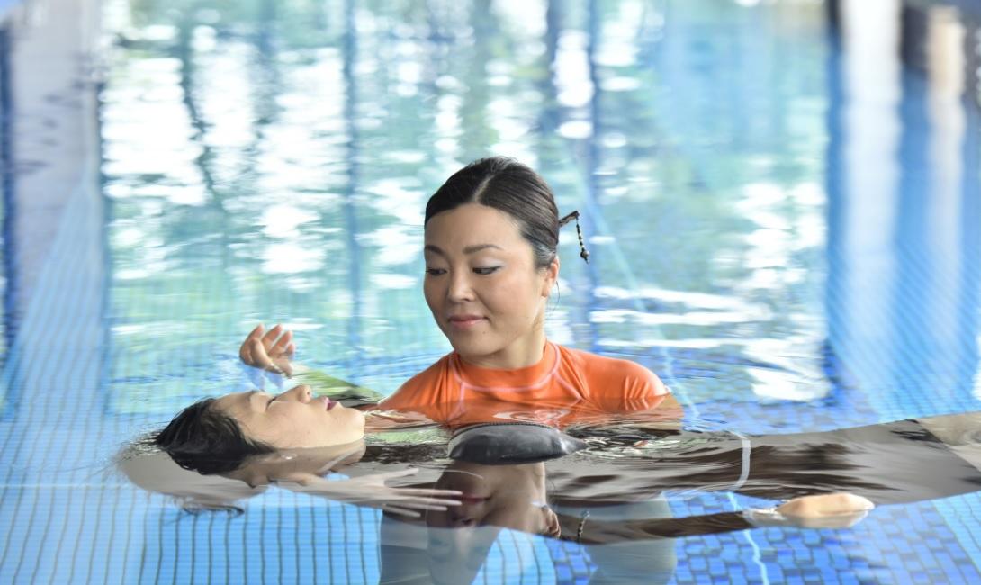 آب درمانی و تسکین دردهای مزمن
