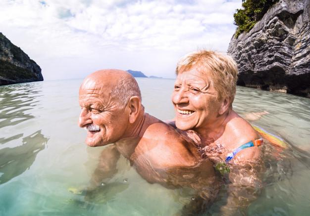 آبدرمانی سالمندان